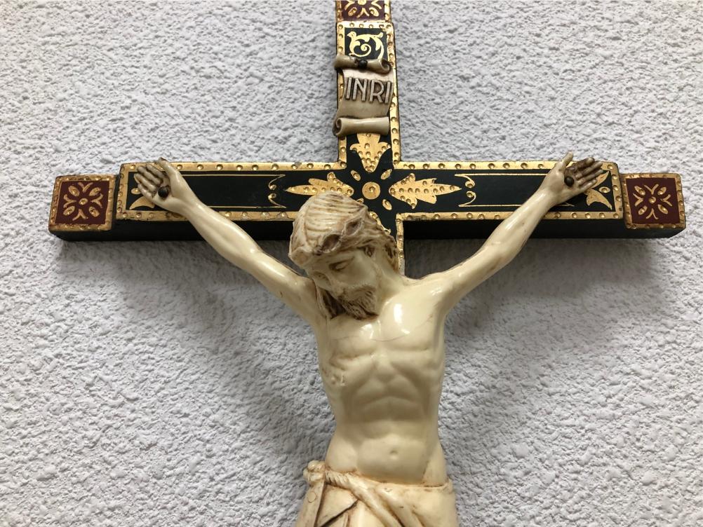 El Cristo abandonado